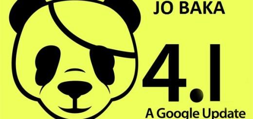Google Panda 4.1 updates