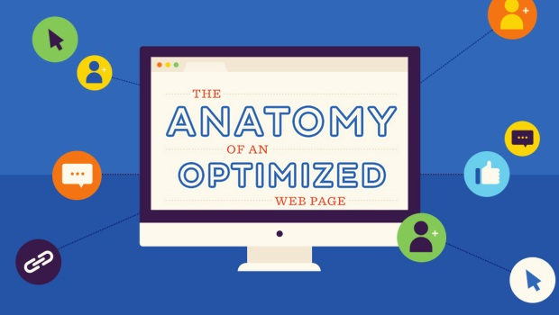 the anatomy of web page