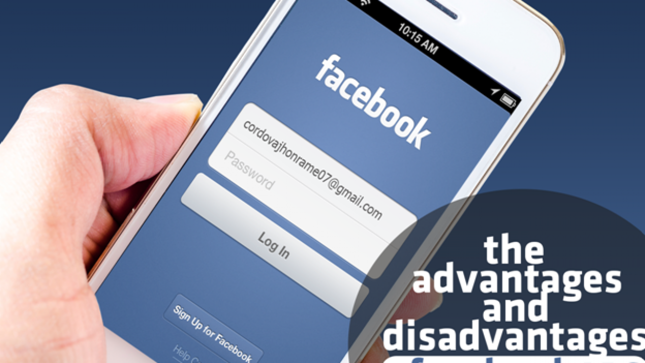 The Basic Advantage and Disadvantage of Facebook Ads - The