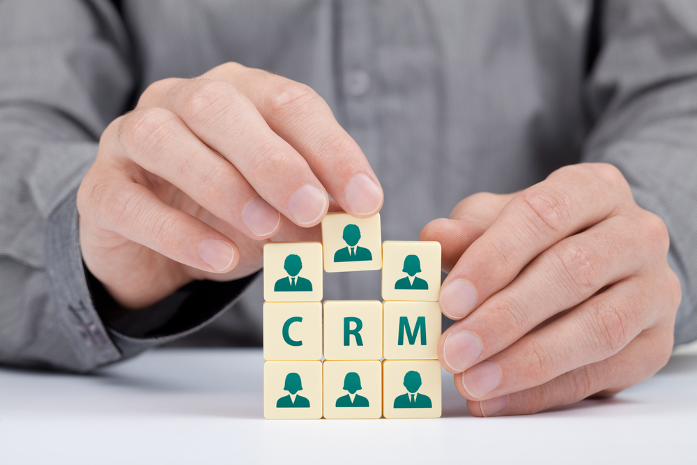 customise CRM