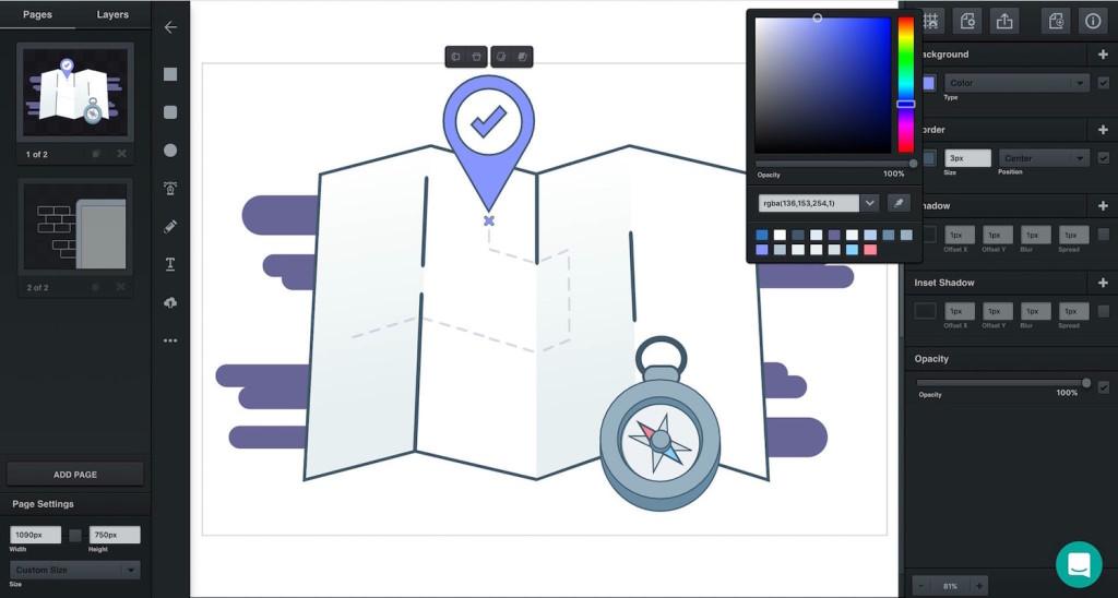 vectr.com