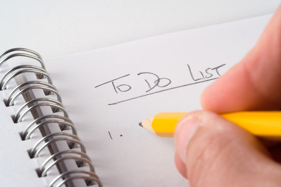 Content Marketing To-Do List – The Importance of Prioritizing