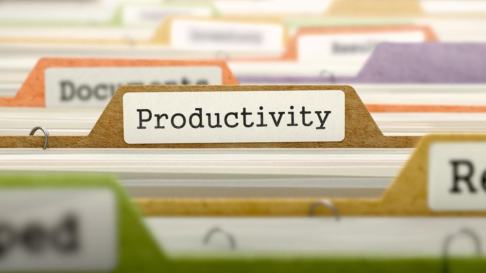 Improve productivity for entrepreneur