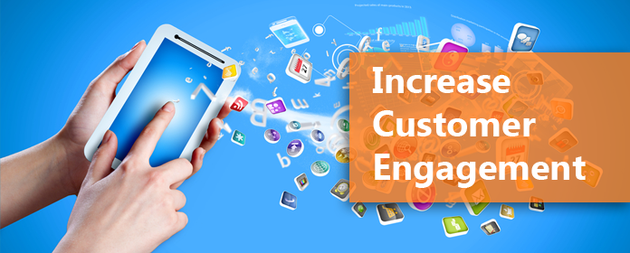 increase customer engagement on your website
