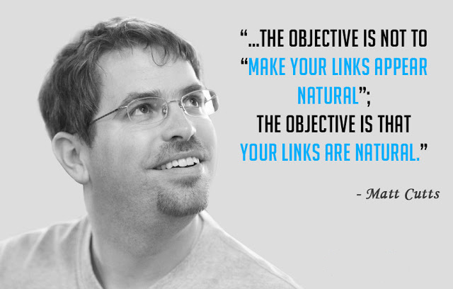matt cutt on link building
