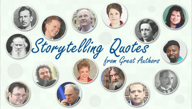 StorytellingQuotesGreatWriters
