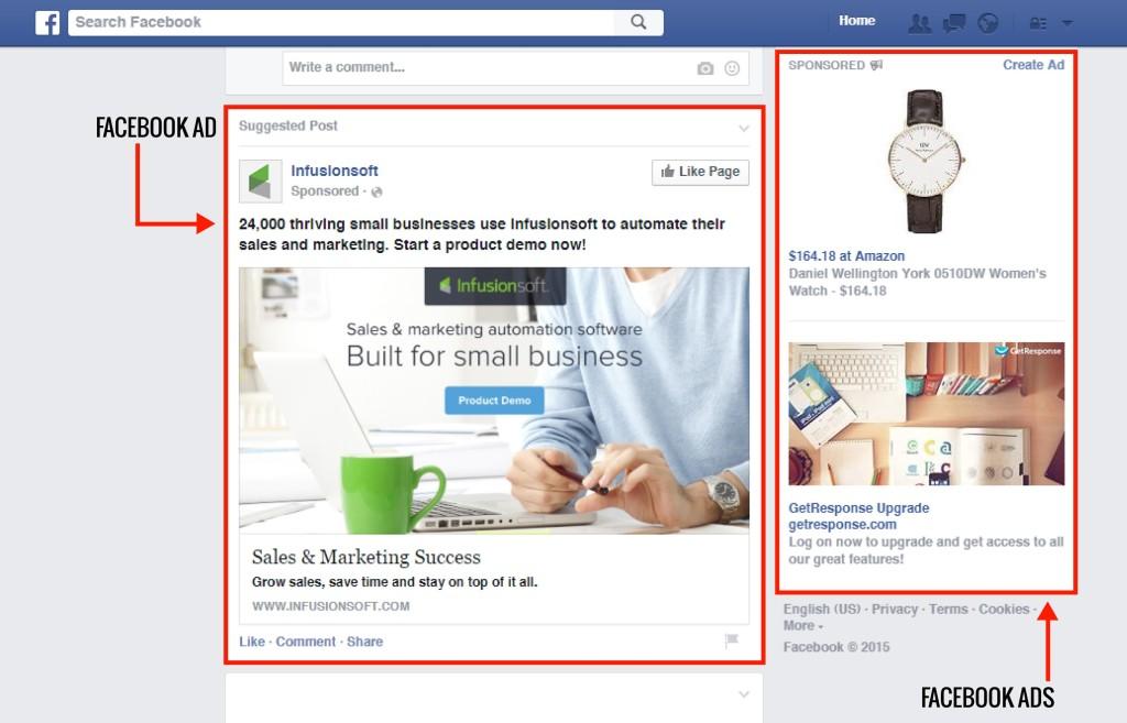 facebook ad perfect headline