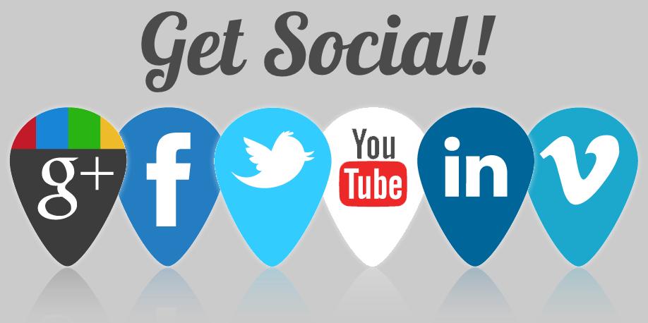 Get-Social-Media