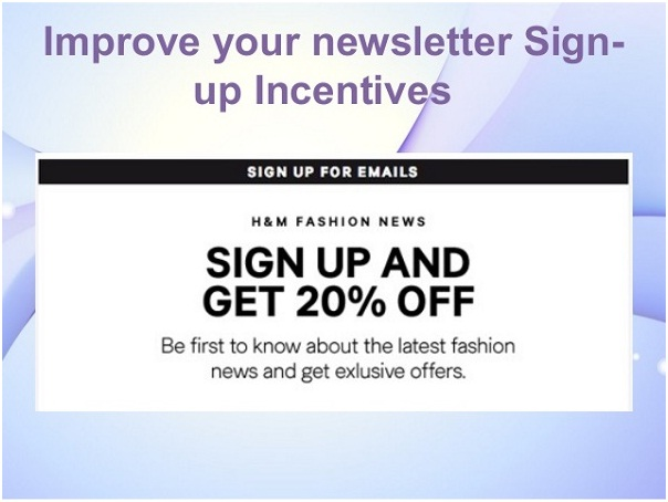 Optimize Your Newsletter
