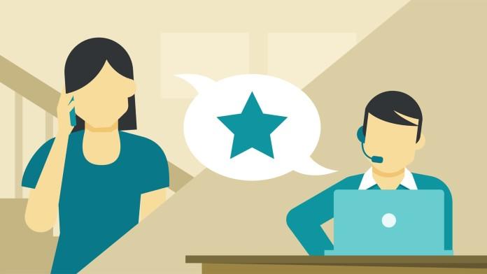 visual design customer service