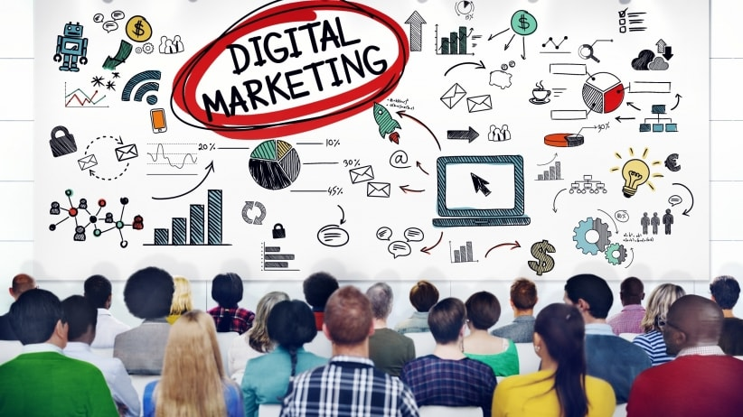 Digital Marketing Strategy