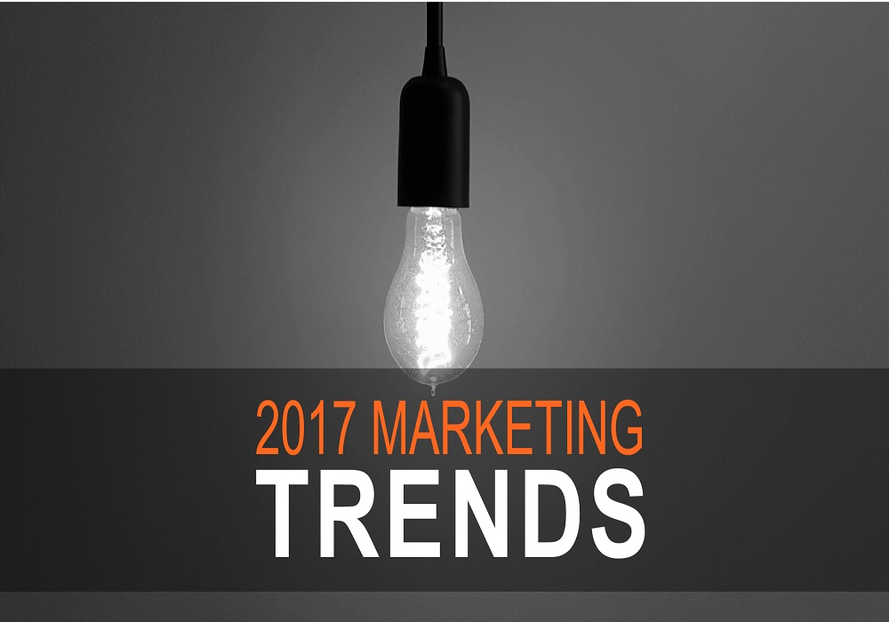 marketing trends 2017