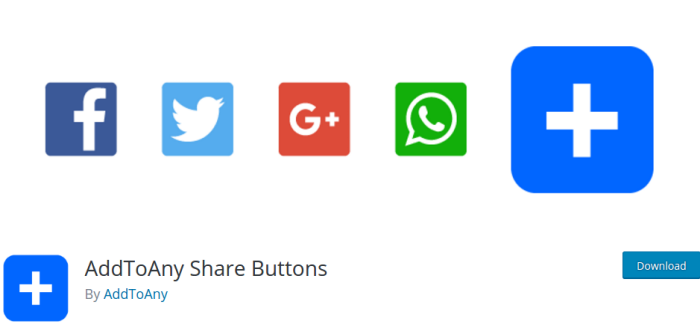 Any-Button-Share
