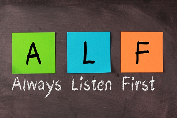 Always-Listen-First