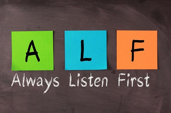Always-Listen-First