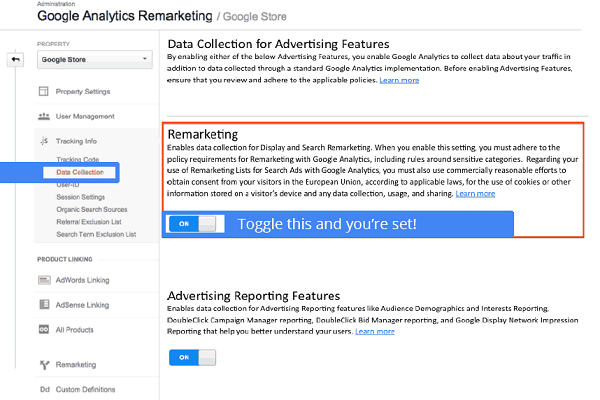 Google-Analytics-remarketing