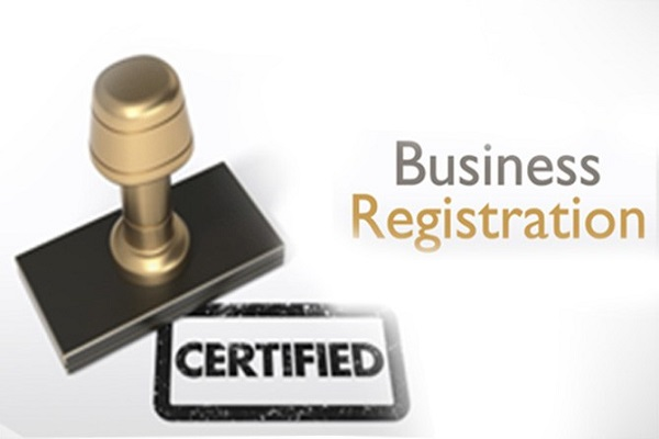 Registering as a business