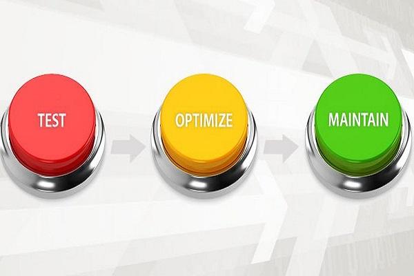 Test-Optimize-Maintain