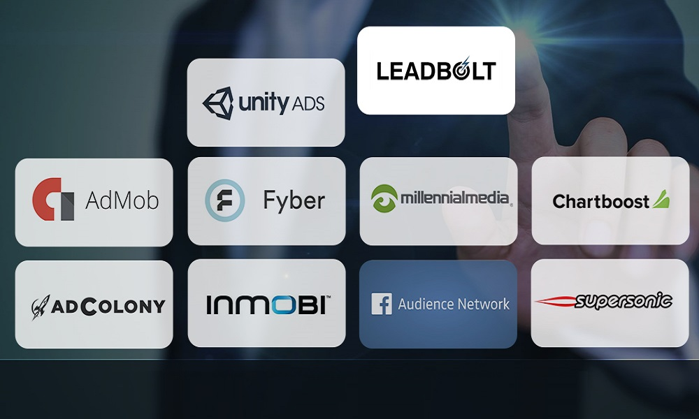 12 Popular Mobile Ad Networks for App Monetization