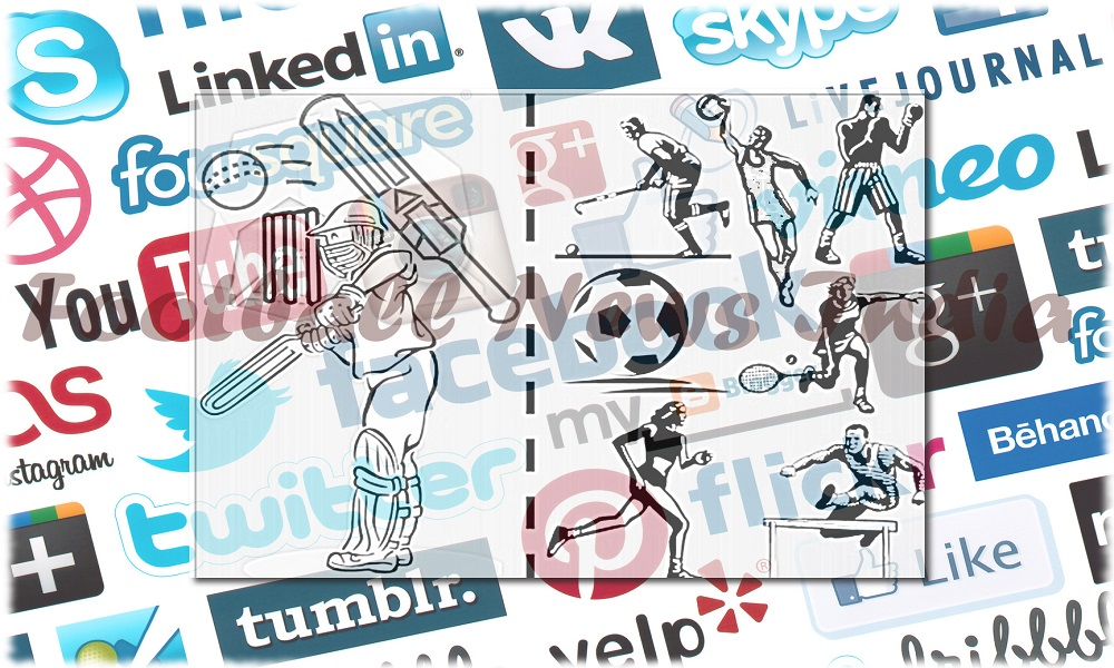 infographic-Sports Companies Are Using Social Media