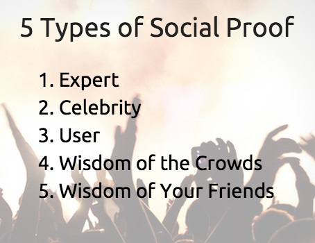 Types of Social Proof