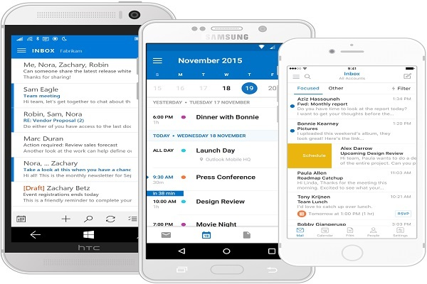 mobile friendly email