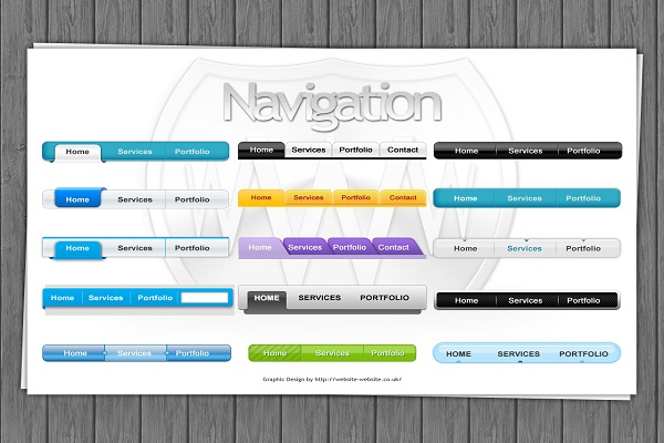 Easy-to-use clear navigation