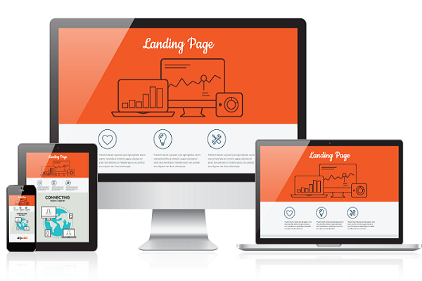 Have More than One Landing Page