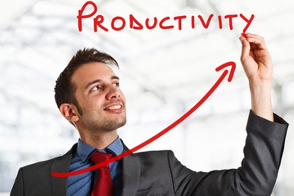 increase the productivity