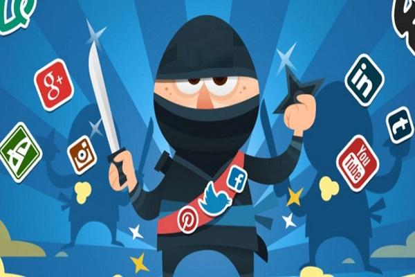 Become a Social Media Ninja