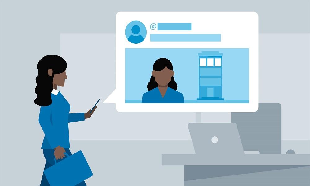 Employees Involved in Social Media Marketing
