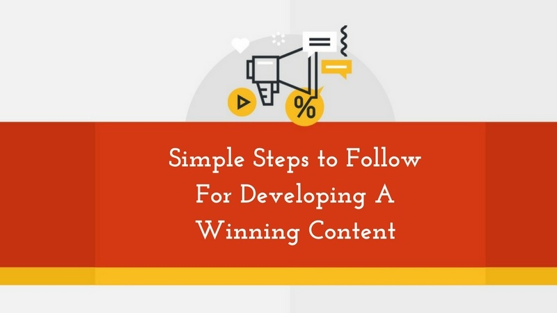 How to Structure and Create Winning Content