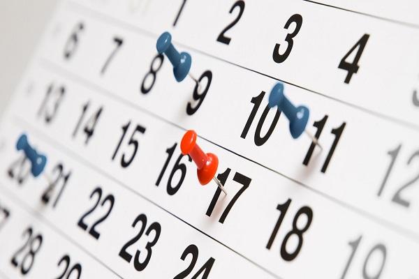 posting schedule loop