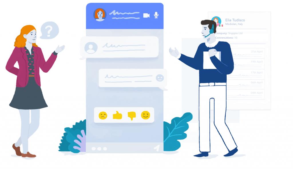Acquire communication platform