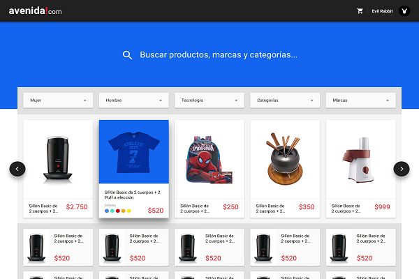7c47cb1813 Top 10 Remarkable E-commerce Web Design Trends To Implement In (2018 ...