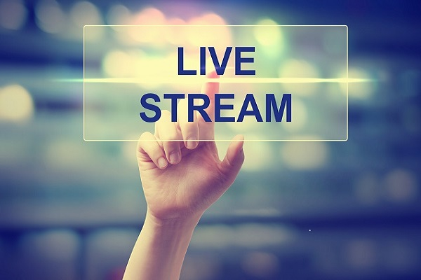 live content stream