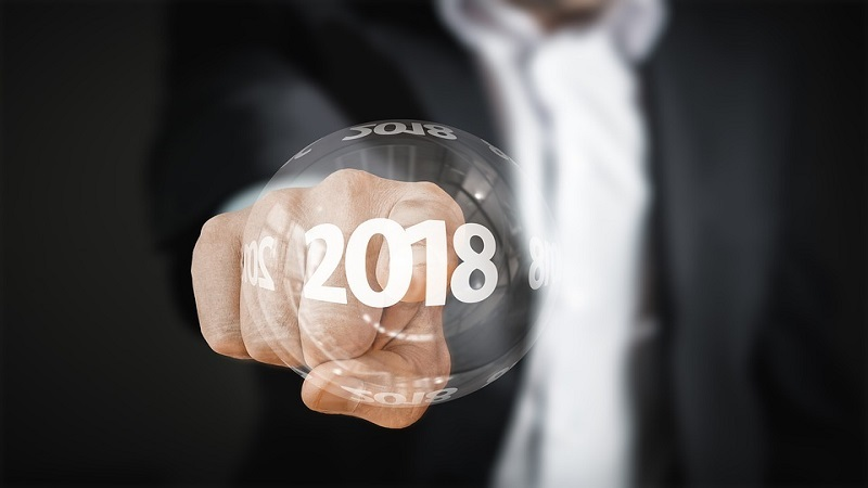 Top B2B Marketing Trends to Watch For in New Year (2018)