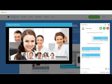 video as a customer service channel