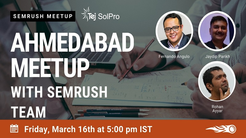 SEMrush Meetup