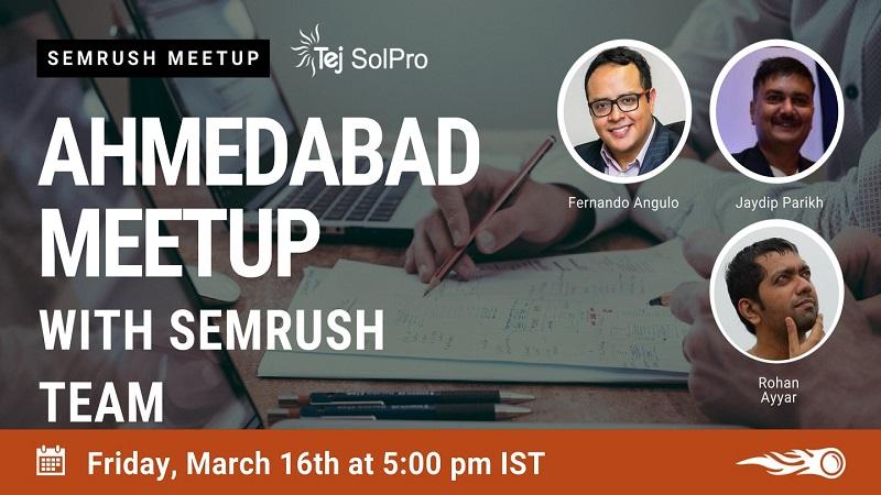 SEMrush Meetup