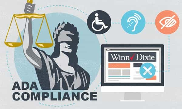 Future of the American Disabilities Act and the Web