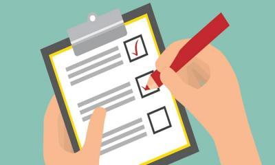 Email Newsletter Checklist infographic