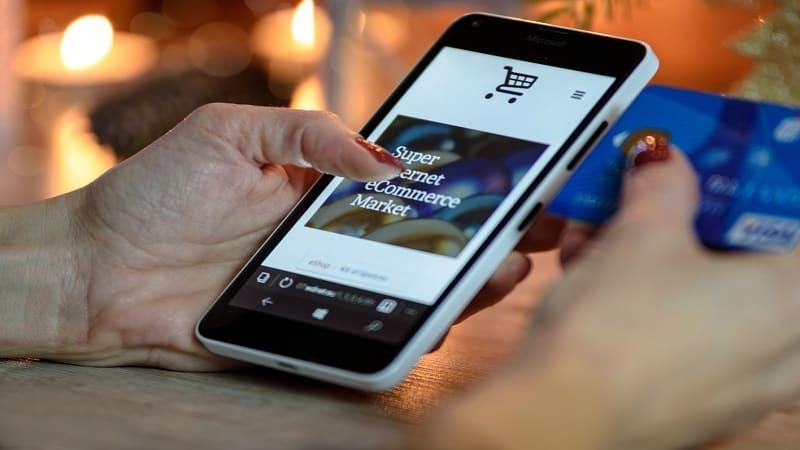 E-Commerce Mobile App Design