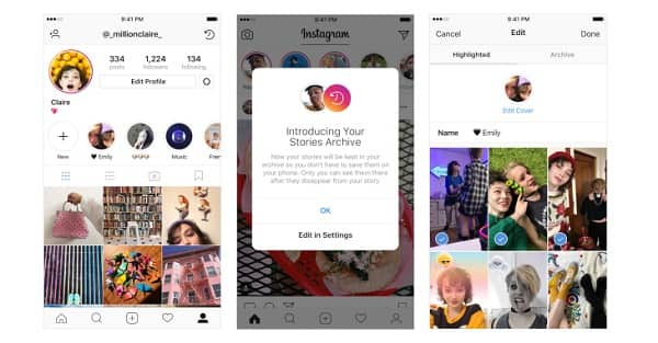 Highlight Your Instagram Profile