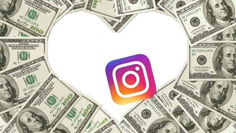 Money-Making Instagram Post