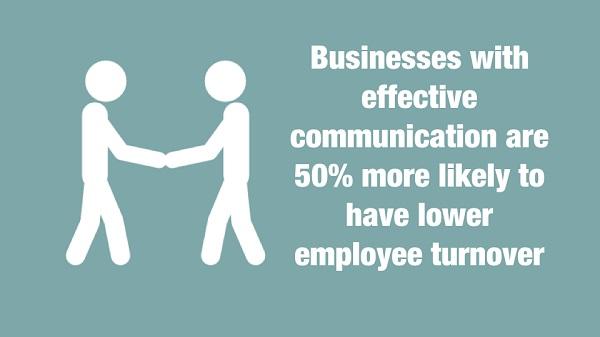 Work on your communication skills