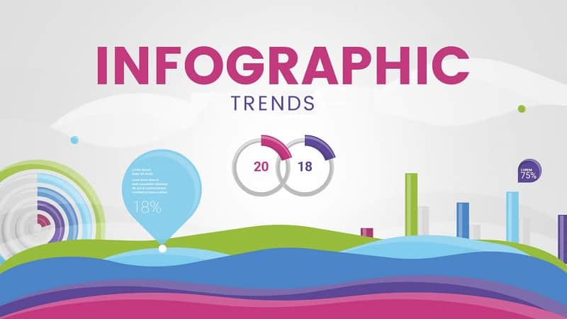 Modern Infographic Trends You Need to Be Aware Of (2018)