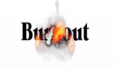 content burnt out - content marketing strategy