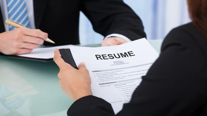 How To Write A Great Digital Marketing Resume