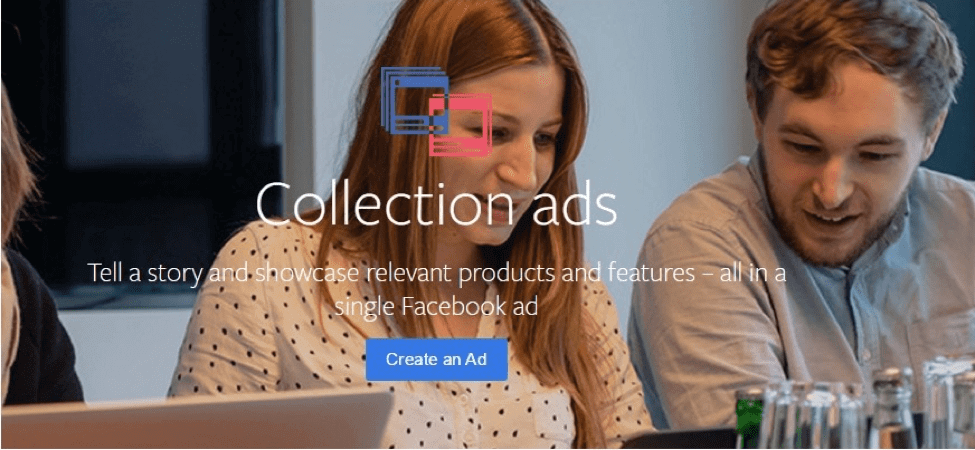 Facebook collection ads success stories